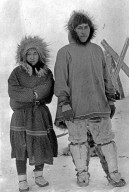 Eskimo couple