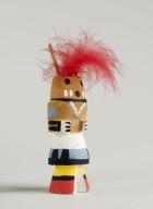 Wupa-ala Kachina Doll