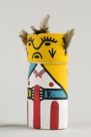 Qoqlo Cradle Kachina Doll