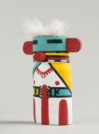 Na-uikuitaqa Cradle Kachina doll