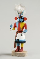 To-Cha Kachina Doll