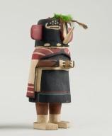 Kokopelli Kachina Doll