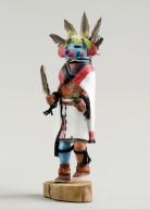 Talavai - Early Morning Kachina Doll