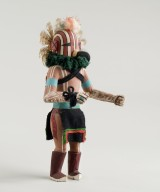 Qa'ökatsina - Sparrow Hawk Kachina Doll
