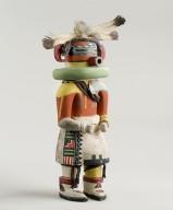 Na-uikuitaqa Kachina Doll