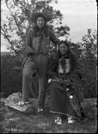 2 Sioux men