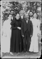 Joseph Bratley family group [standing]