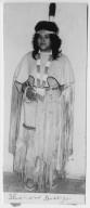 Jicarilla Apache Buckskin Dance Costume