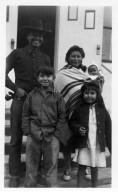 Jicarilla family (Velarde)