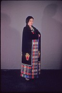 Osage Native Costume