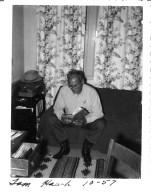 Tom Hawk Hidatsa 1957