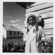 Susie Hawk-N.D. 1957