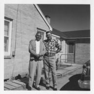N.D. 1957, Tom Hawk - left