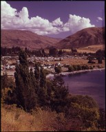 Lake Wanaka and township
