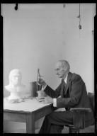 J. D. Figgins with Homo novusmundus