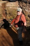 Mastadon Tusk found with Steve Holden
