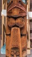 Totem Pole Detail
