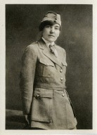 Ruth Underhill in Wold War I