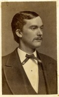 Portrait of Abraham Underhill