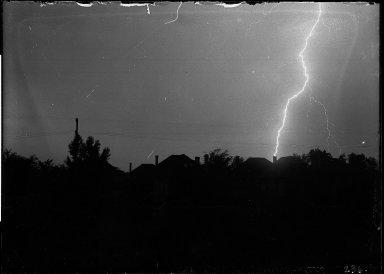 Lightning in Colorado