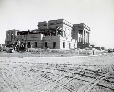 Denver Museum of Nature & Science, 1917