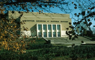 Denver Museun of Natural History