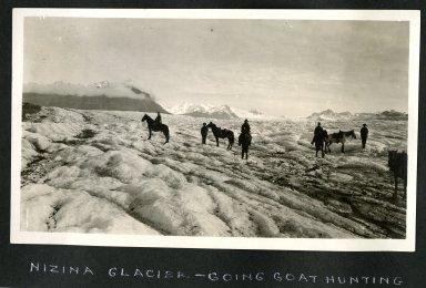 Nizina Glacier-Going Goat Hunting