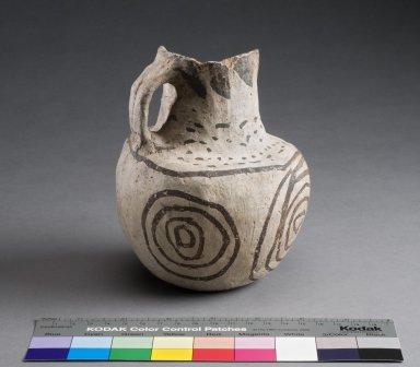 Mesa Verde Ancestral Pueblo Clay Pitcher