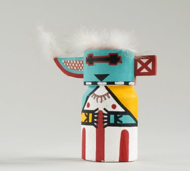 Wupa-ala Cradle Kachina Doll