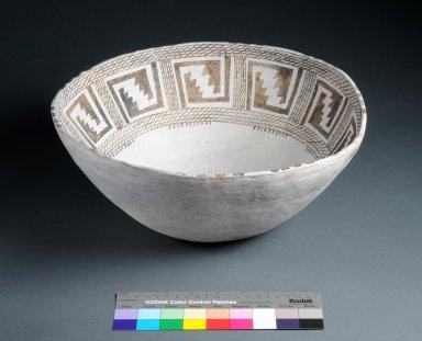 Chacoan Ancestral Pueblo Clay Bowl