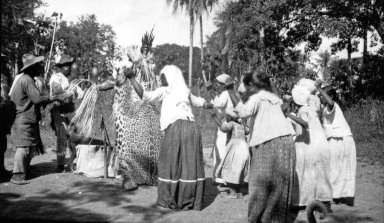 Jaguar Dance in Descalvados (ranch)