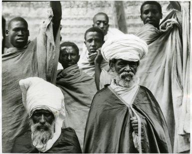 Abyssinia, Coptic priests