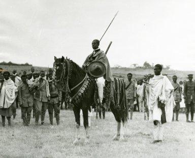Abyssinia, Dejasmatch Ayulu's son.