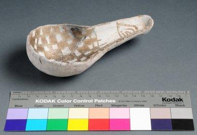 Ancestral Pueblo Clay Scoop