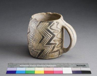 Ancestral Pueblo Clay Mug