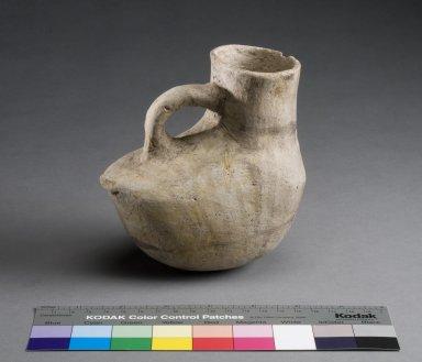 Ancestral Pueblo Clay Duck Effigy Pitcher
