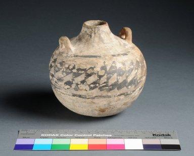 Cibola Ancestral Pueblo Clay Canteen