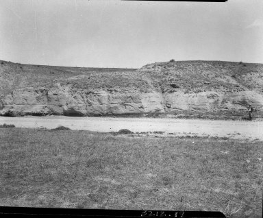 Fossil location in Nebraska