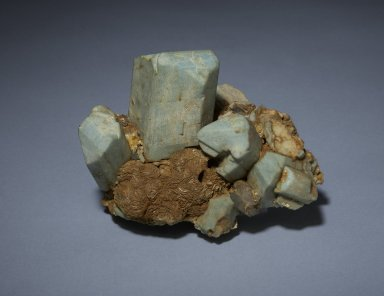 Microcline and Amazonite