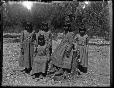 5 Supai Girls