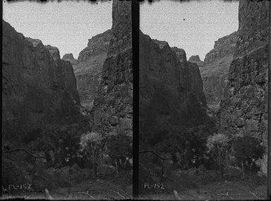 Canyon, Below Falls