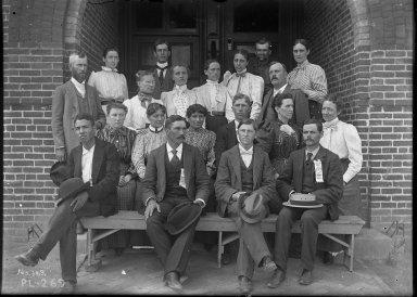 Pine Ridge Supt. & teachers