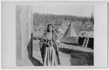 Jicarilla Apache woman