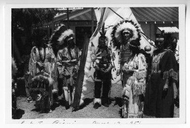 Lakota Picnic