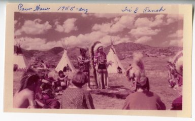 Tri-B Ranch Pow Wow