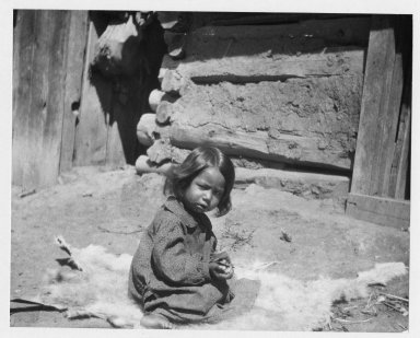 Early life of an Apache child