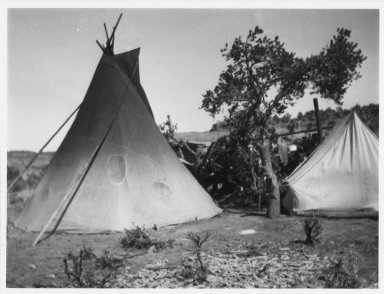 Tent and tipi