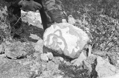 Petroglyph at Camp Verde
