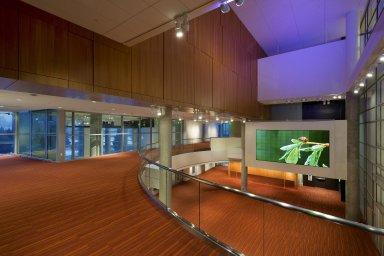 Morgridge Family Exploration Center, Interior First Floor