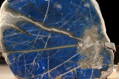 Lapis lazulie Detail